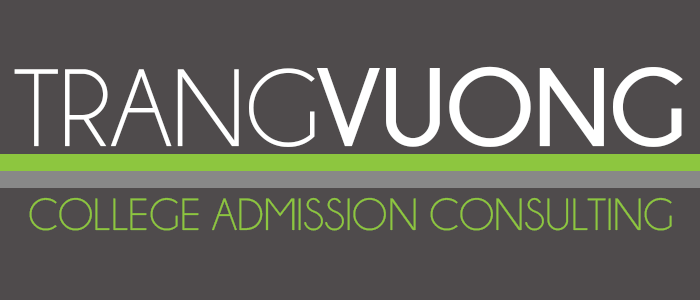 Trang Vuong, College Admission Counseling
